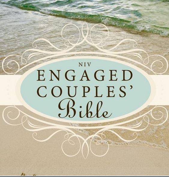 engaged couple's bible