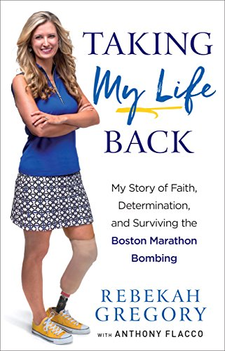 Video Review: Taking My Life Back by Rebekah Gregory