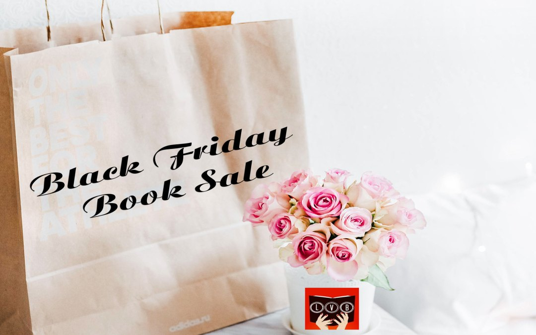 Black Friday Book Sale!