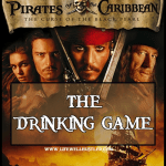 'Pirates of the Caribbean: Curse of the Black Pearl' the Drinking Game