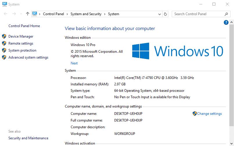 Windows Errors Difference between 32-bit and 64-bit Windows