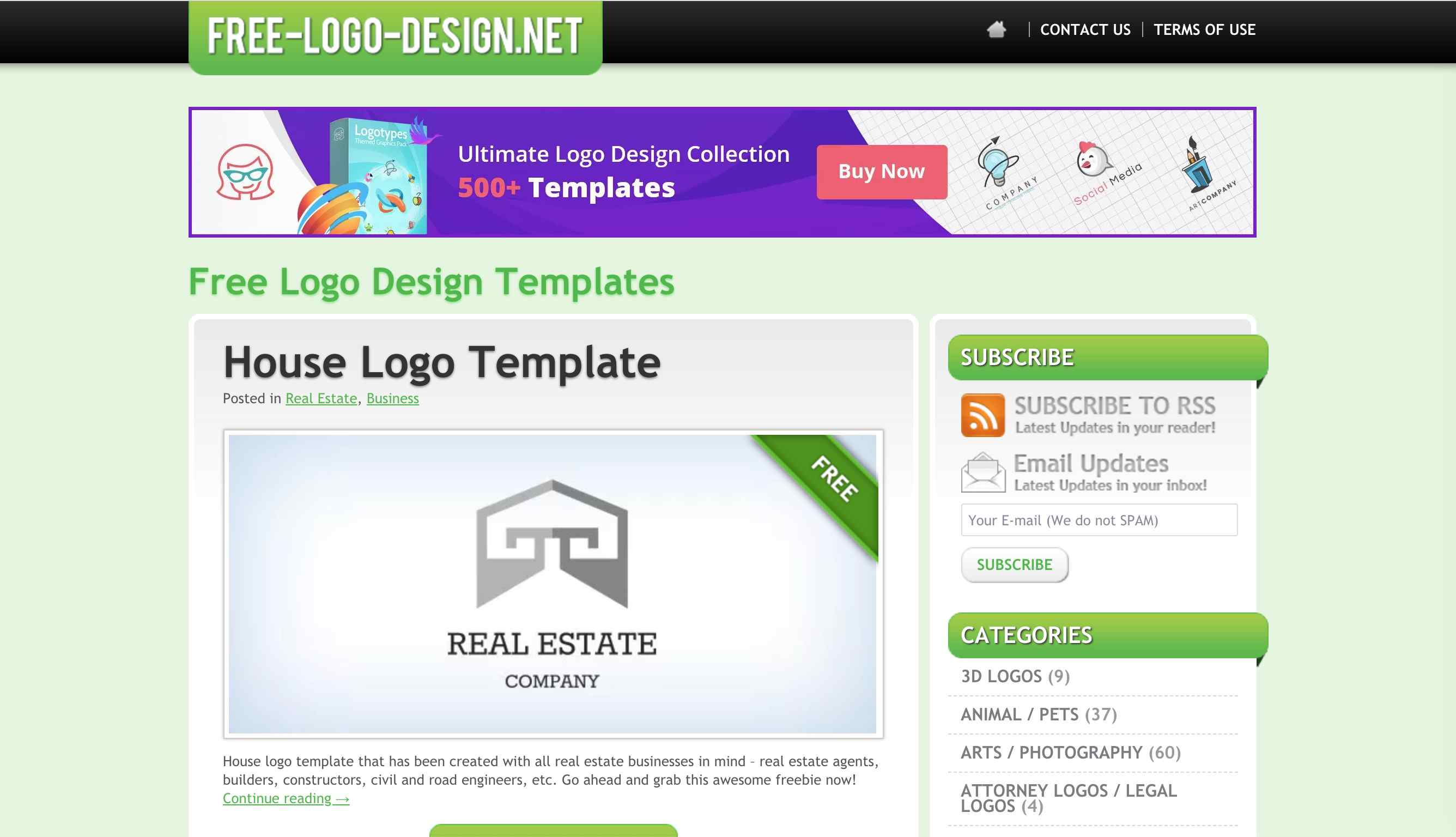 9 Best Places To Download Free Logo Templates