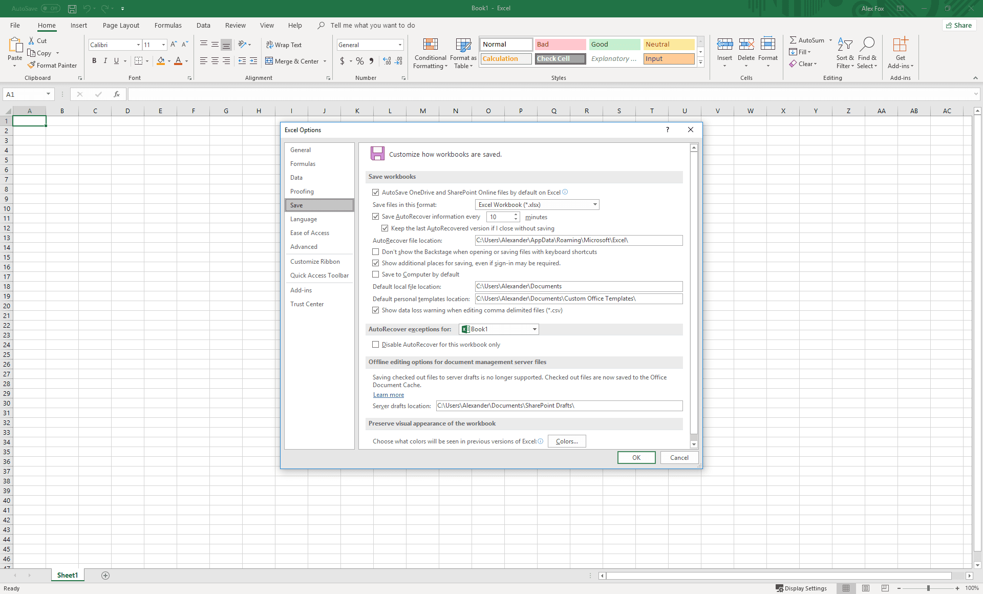 Save Time With Spreadsheet Templates In Excel