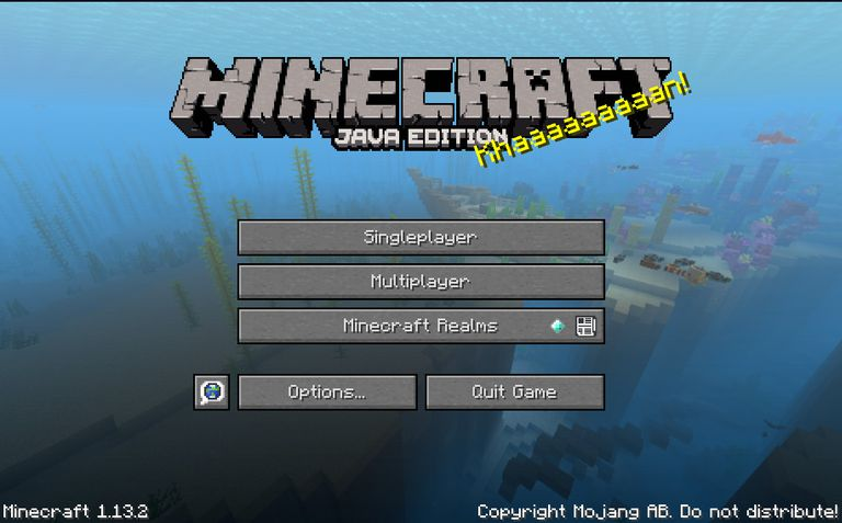Cool Easter Eggs In Minecraft