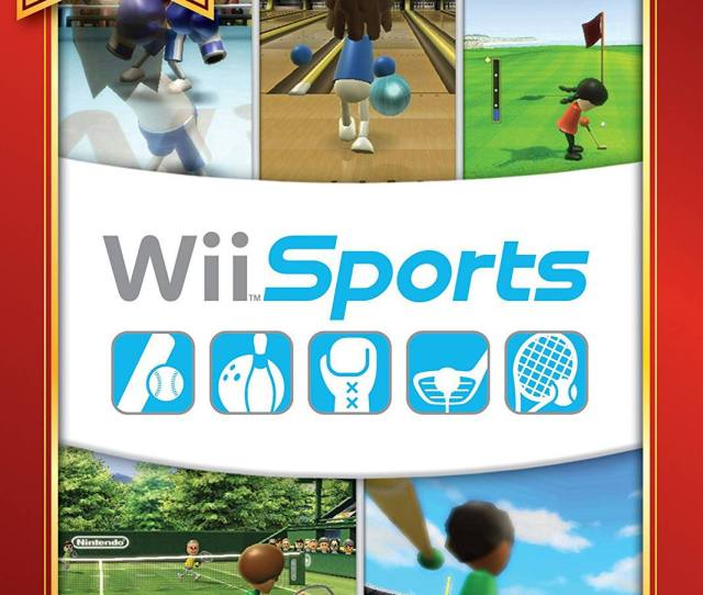 Best Overall Wii Sports