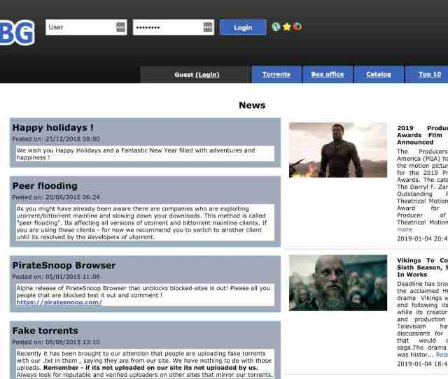 This Torrent Site Is For Movie Enthusiasts Its Full Of Quality High Resolution Video Torrents