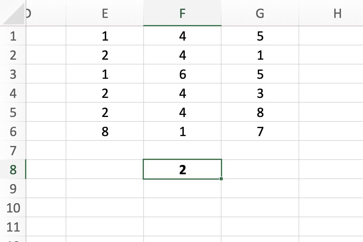 Excel S Sumproduct Function To Count Multiple Criteria