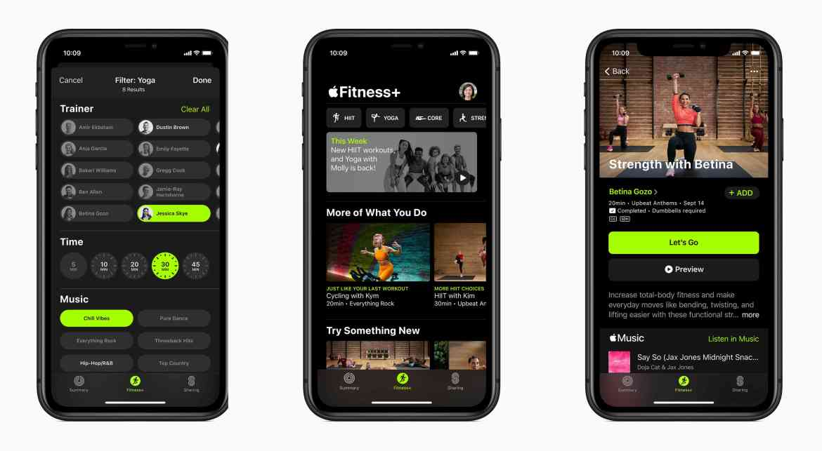 Apple Fitness? A New Fitness Experience