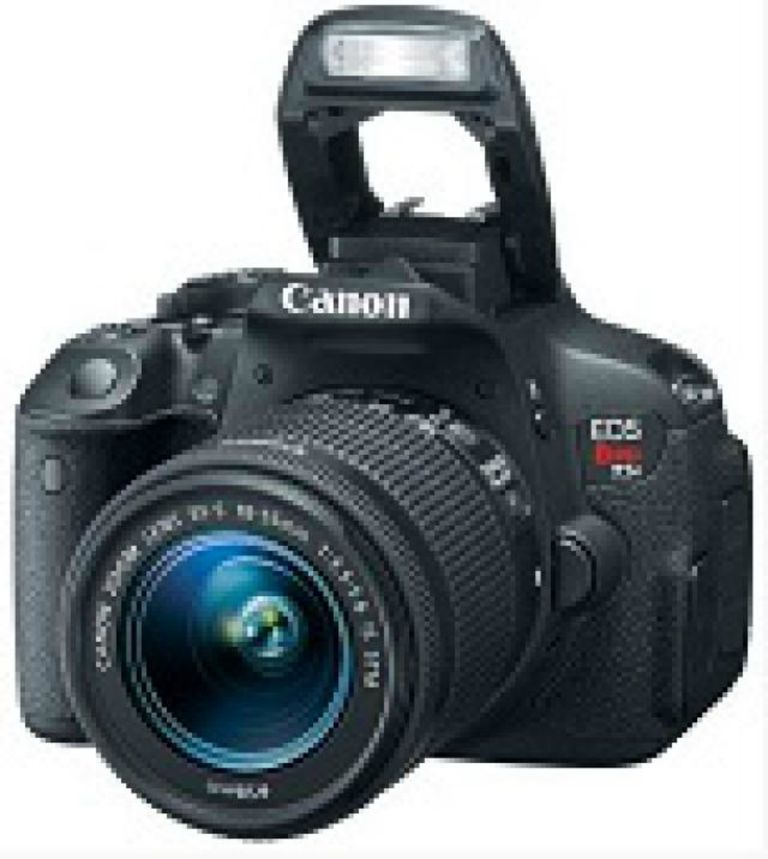 Review of the DSLR Canon EOS Rebel T5i Camera
