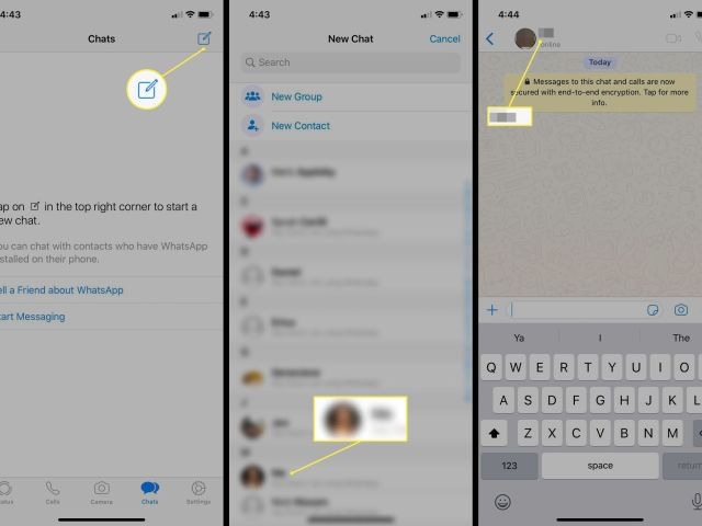 How to Delete Any WhatsApp Contact