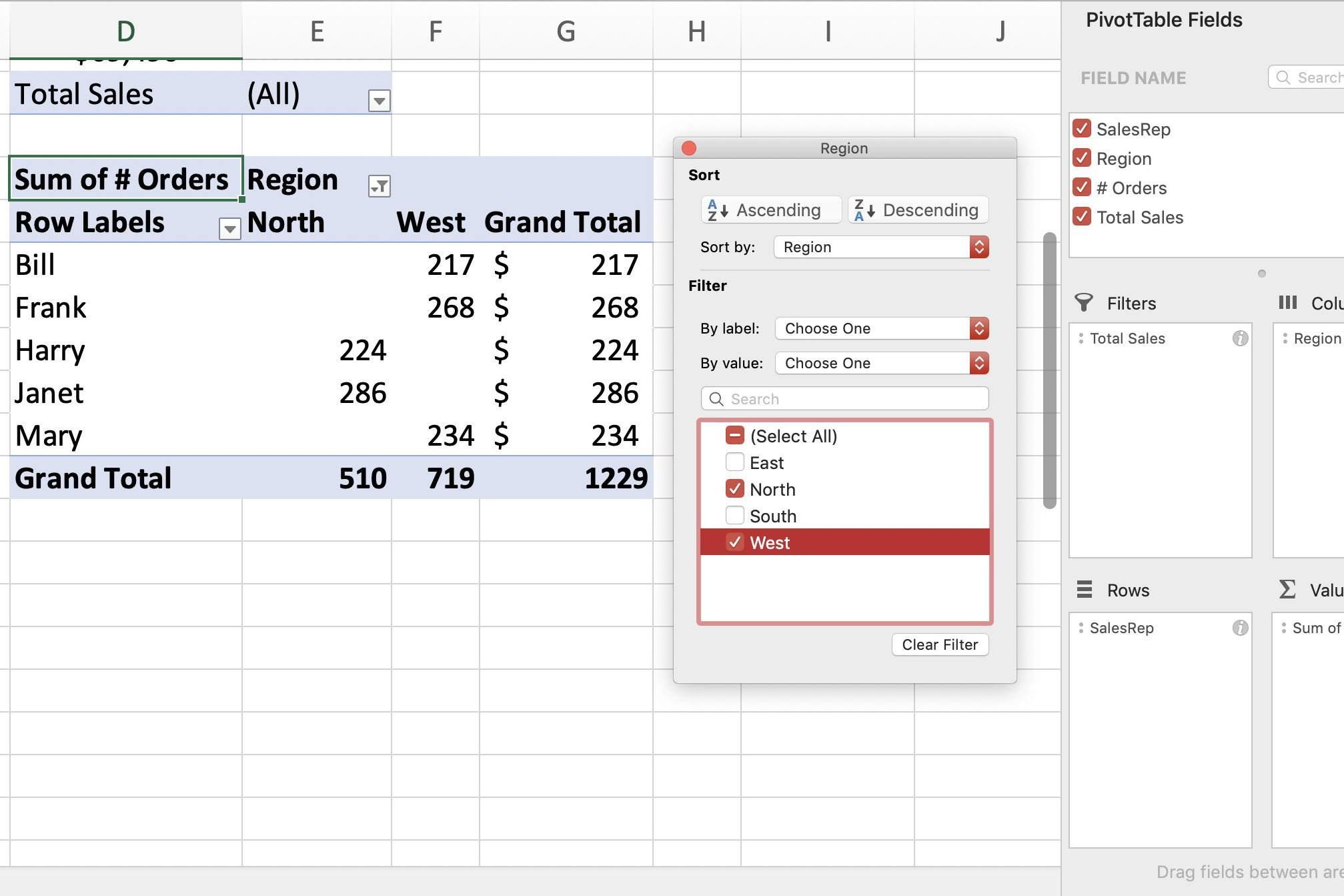 How To Organize And Find Data With Excel Pivot Tables