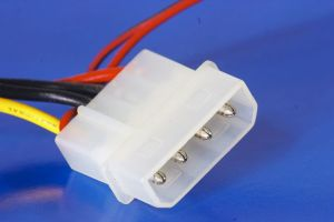 4pin Peripheral Power Connector Pinout