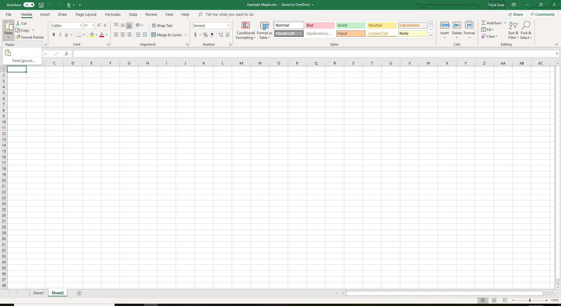 Excel Pivot Table Tutorial Copying Data Into Excel