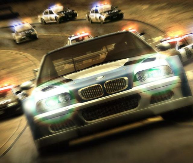 Need For Speed Most Wanted Game Image
