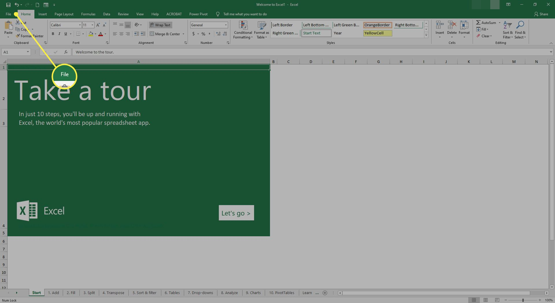 Use Excel Shortcut Keys To Quickly Save Your Work