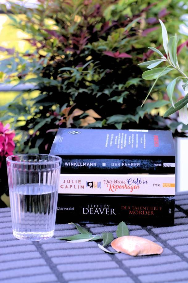 Buchempfehlungen im September- es gibt nichts Schöneres als in einem guten Buch mitzuleben