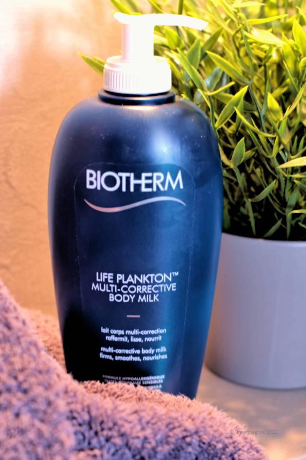 Biotherm Life Plankton Body Milk- pflegt toll und riecht lange lecker