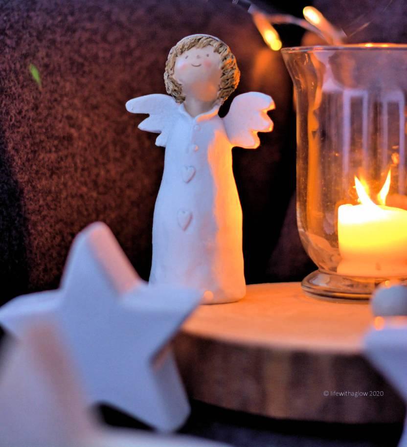 Besinnliche Adventszeit- Engel, Weihnachtslieder, Muße