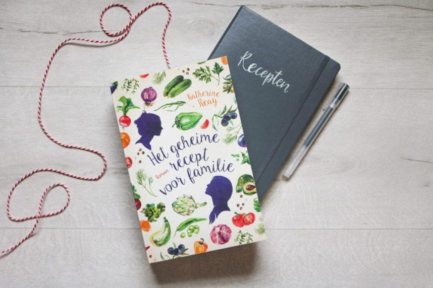 boekrecensie, recensie, boeken, lezen, boek, het geheime recept voor familie, katherine-reay, lifewithanchors