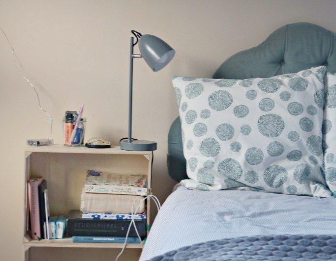 slaapkamer, bed, ochtendroutine