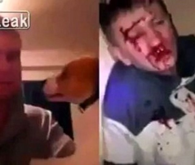 Dog Beaters Video Gets Him Beaten
