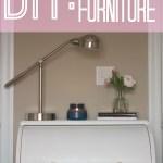 DIY: Painting Furniture