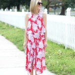 Floral Print & Turning 25…