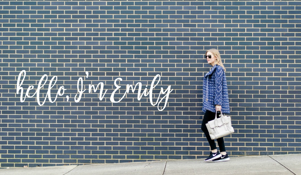 north carolina fashion blogger
