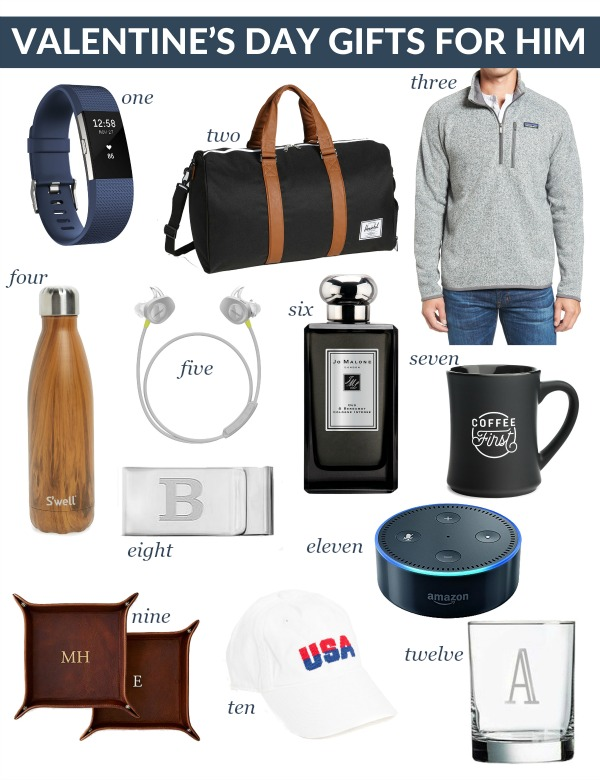 Valentine 39 s day gifts for guys life with emily for Valentines day guy gifts