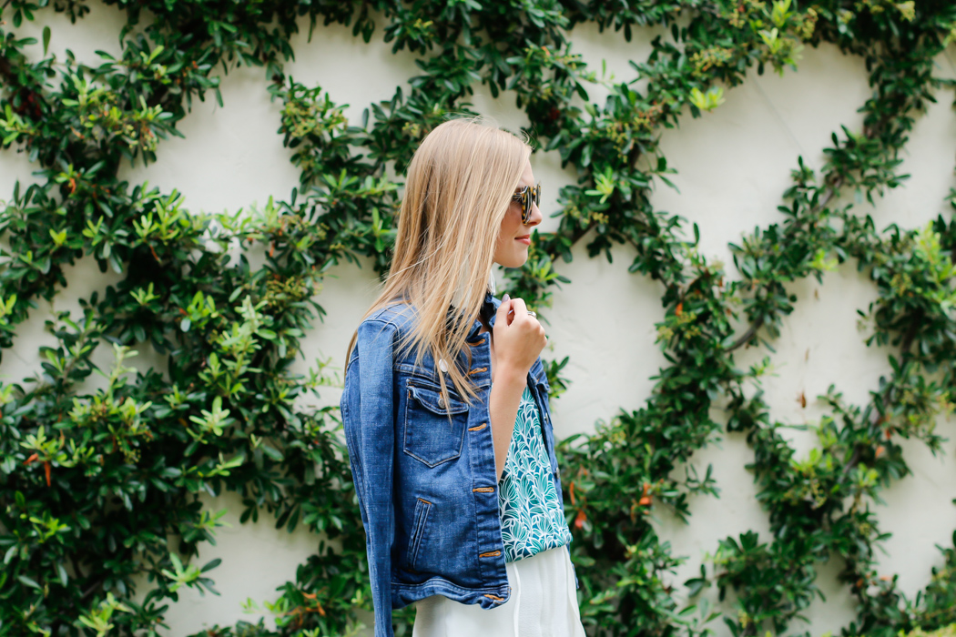 dressy spring outfit