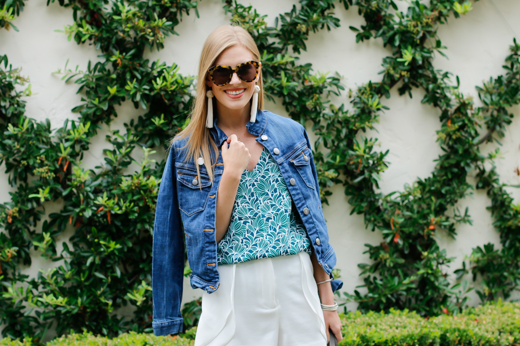 NC fashion blogger