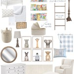 Baby Boy Nursery Inspiration Life With Emily