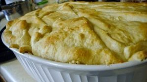 Crockpot Chicken Pot Pie Recipe and History