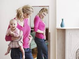 diet to lose baby weight while breastfeeding