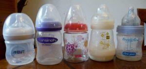 best bottles for breastfed babies 2018
