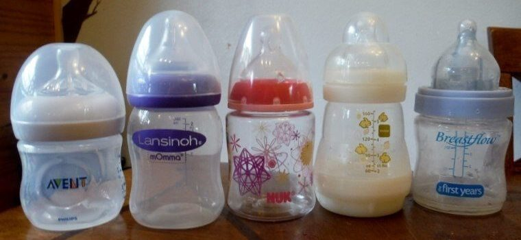 best bottles for breastfed babies 2015