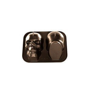 Cake skull pan