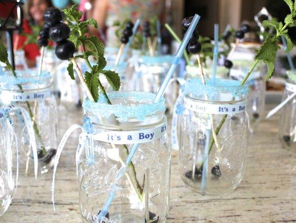 baby shower cocktails