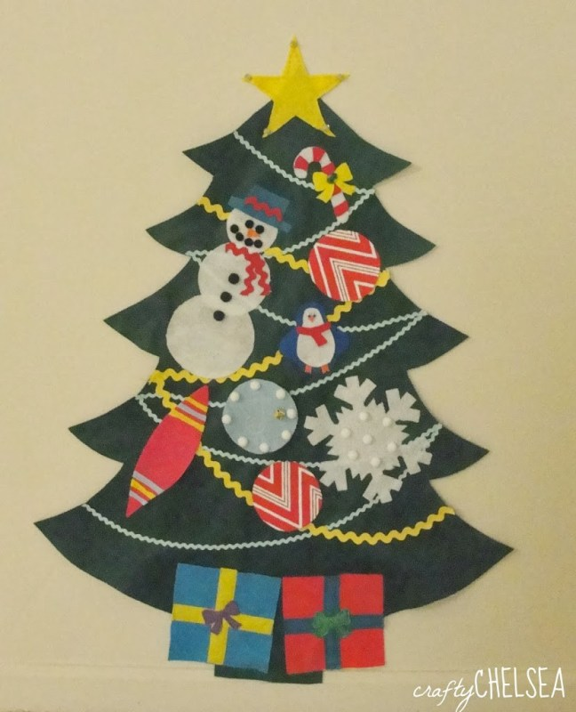 The Best Way To Make A Felt Christmas Tree New Felt Christmas Tree Pattern