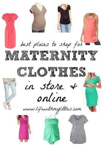 best-places-to-shop-maternity-clothes