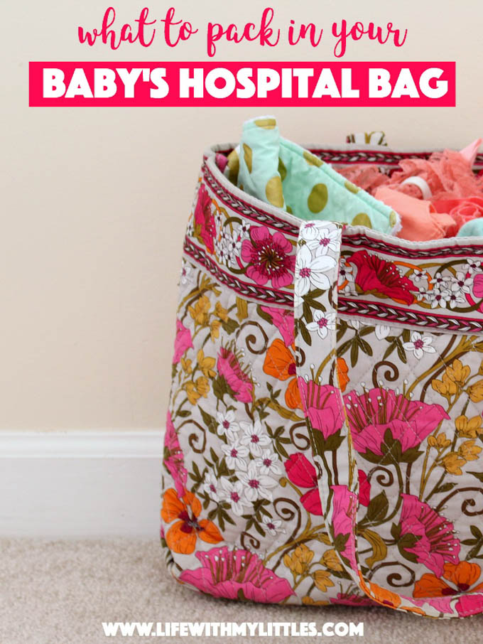 0c07dc62002 Not only should you pack a hospital bag for you when you re pregnant