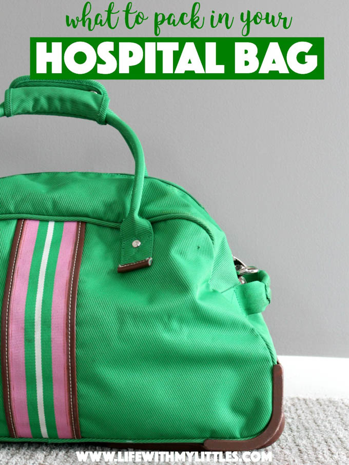 Tips from a second-time mama about what to pack in your hospital bag before you have your baby! The best list with lots of explanations! Check it out before you hit 36 weeks!