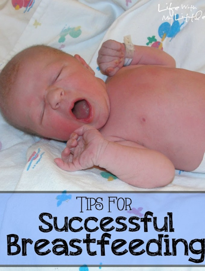 Tips for Successful Breastfeeding