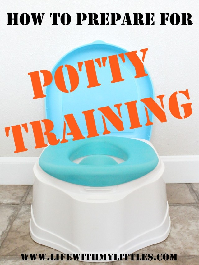 How to Prepare for Potty Training. 5 tips to read BEFORE you start potty training your toddler