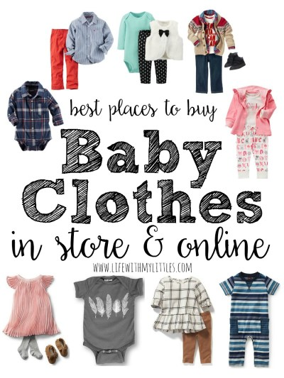 best-places-to-buy-baby-clothes