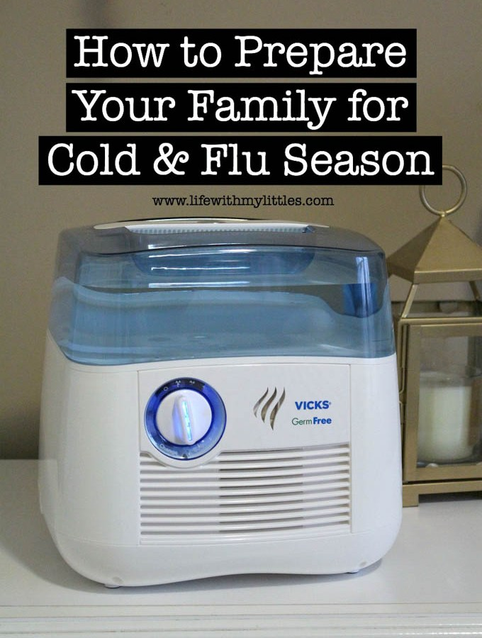 How to Prepare Your Family for Cold and Flu Season
