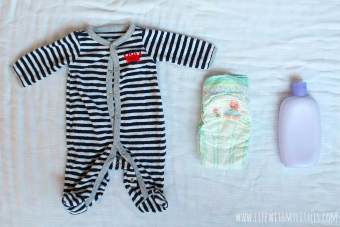 If your baby isn't a great sleeper, this post might help! It's filled with lots of great tips to help your baby sleep better at night, written by a mama of three!