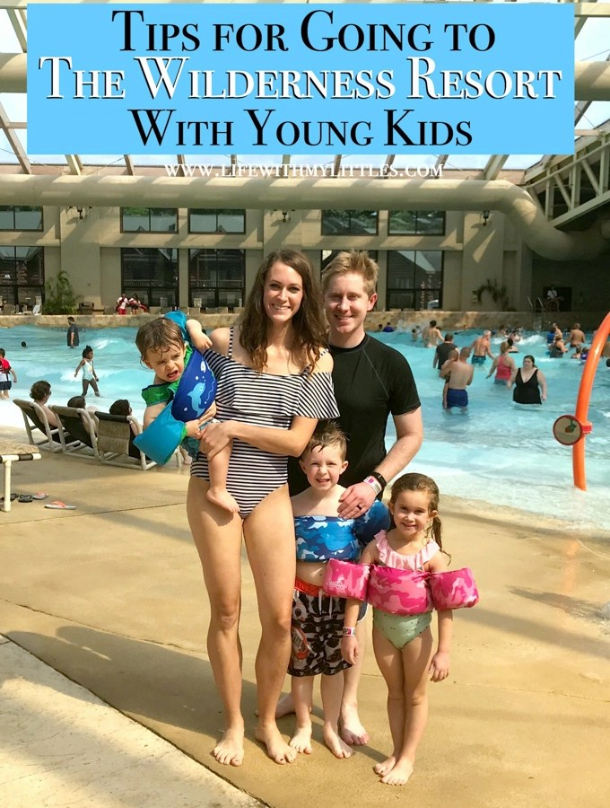 Tips for Going to The Wilderness Resort with Young Kids