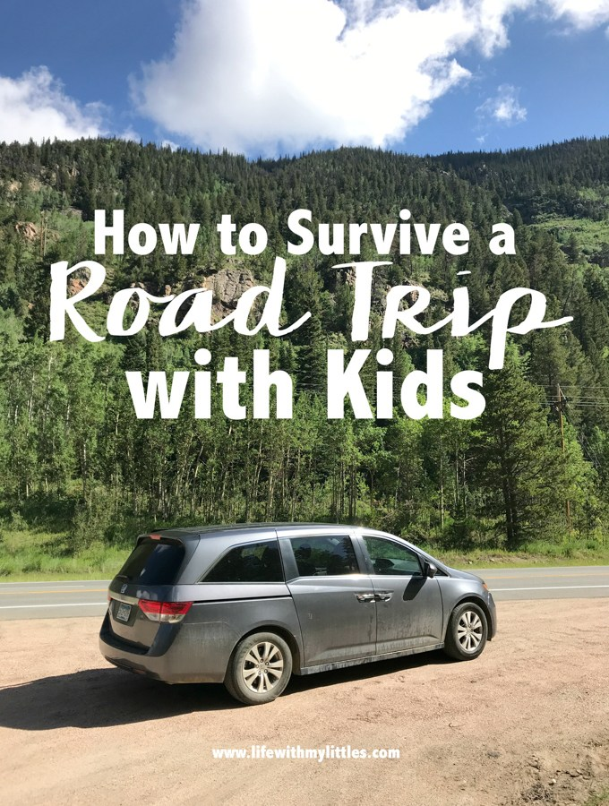 Going on a road trip with kids might sound stressful, but with proper planning it can be a lot of fun! Here are 19 tips to help you survive a road trip with kids.