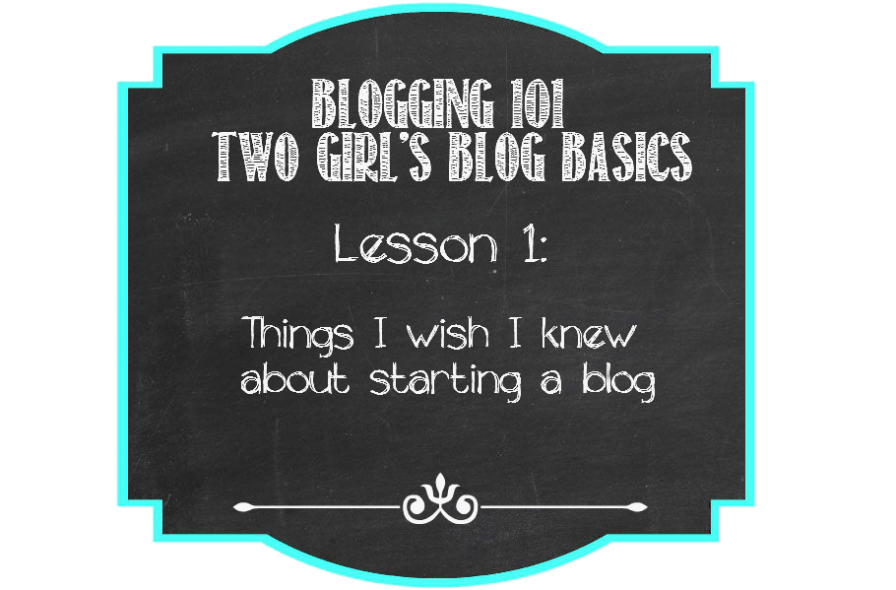 Blogging Basics1